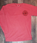 Gas Rag Red Long Sleeve