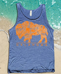 Blue Buffalo Tank Top