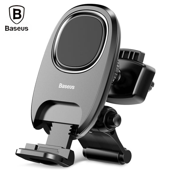 Baseus Magnetic Car Mount Phone Holder Compact Rotation