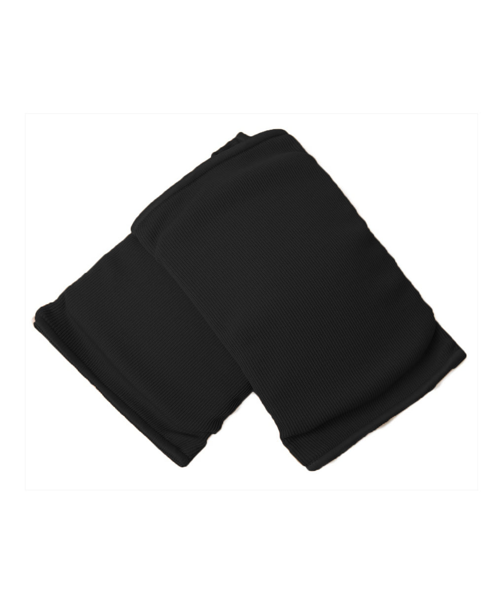 Black knees pads