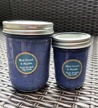 Black Currant Absinthe Mason Jar Soy Candle