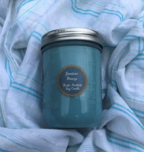 Jamaican Breeze Mason Jar Soy Candle