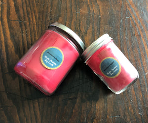 Strawberry Guava Soy Jar Candle