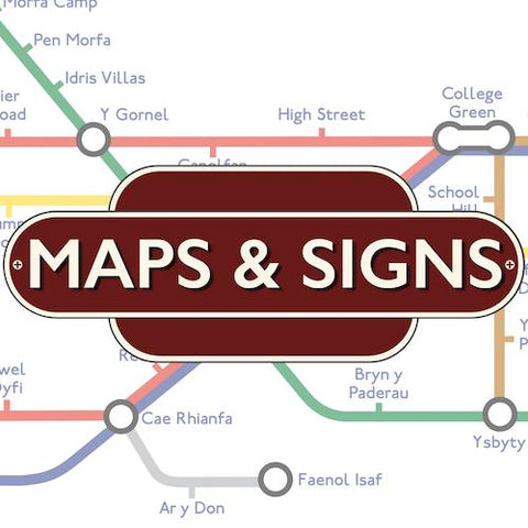 Maps and Signs