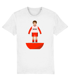 Football Player 'Stoke 1983' Unisex T-Shirt