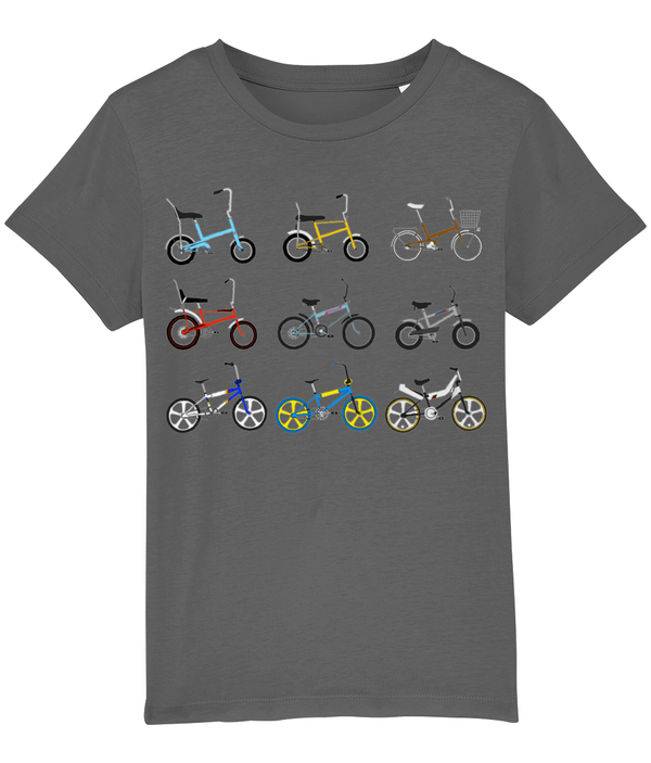 Toys Bikes 'Combined' Children's T-Shirt