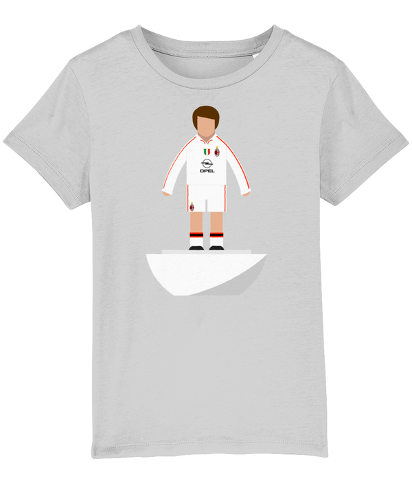 Football Player 'AC Milan 2005 away' Children's T-Shirt