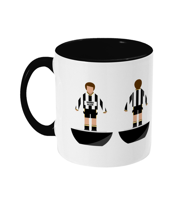 Football Player 'Notts C 1988' Mug