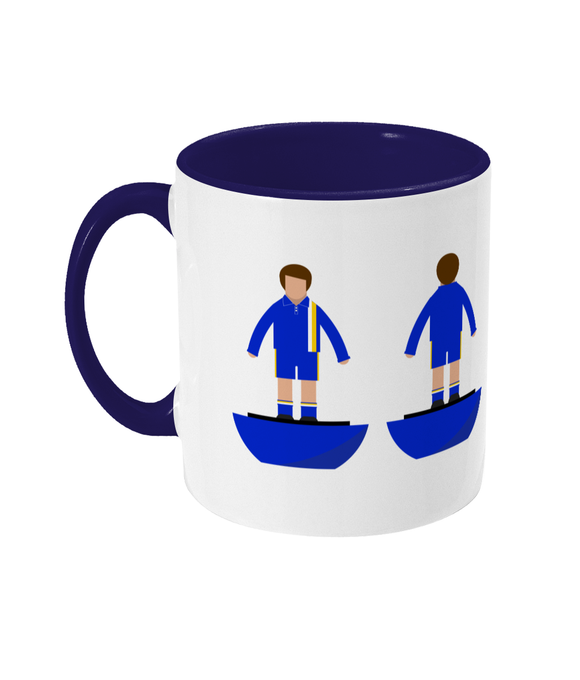 Football Player 'Cardiff 1976' Mug