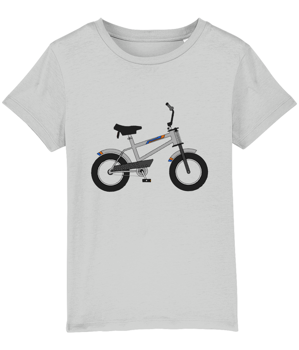 Toys Bikes 'Strika Silver' Children's T-Shirt