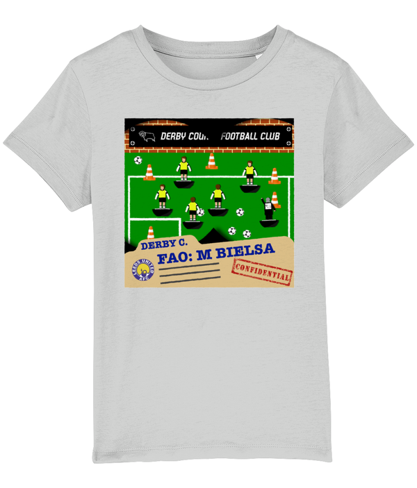 Football Iconic Moment 'LEEDS Bielsa Spygate' Children's T-Shirt