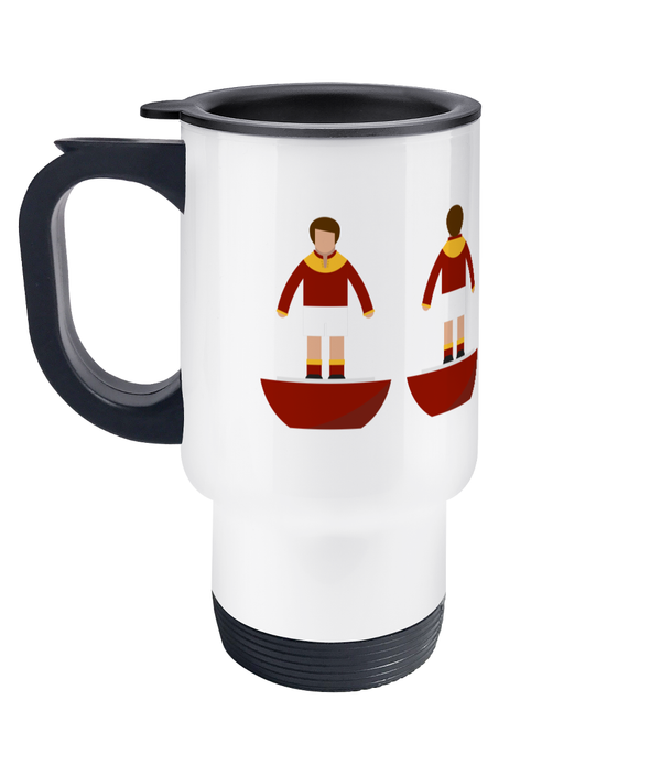 Football Player 'Bradford 1952' Travel Mug