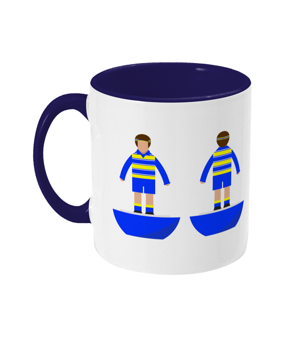 Rugby League Player 'Leeds' Mug