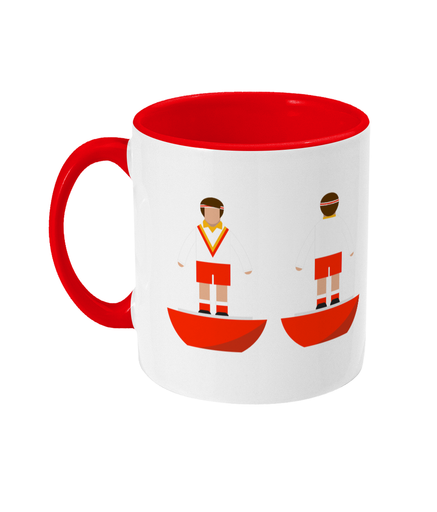Rugby League Player 'Catalan' Mug