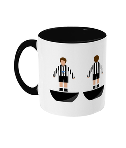 Football Player 'Newcastle 1983' Mug