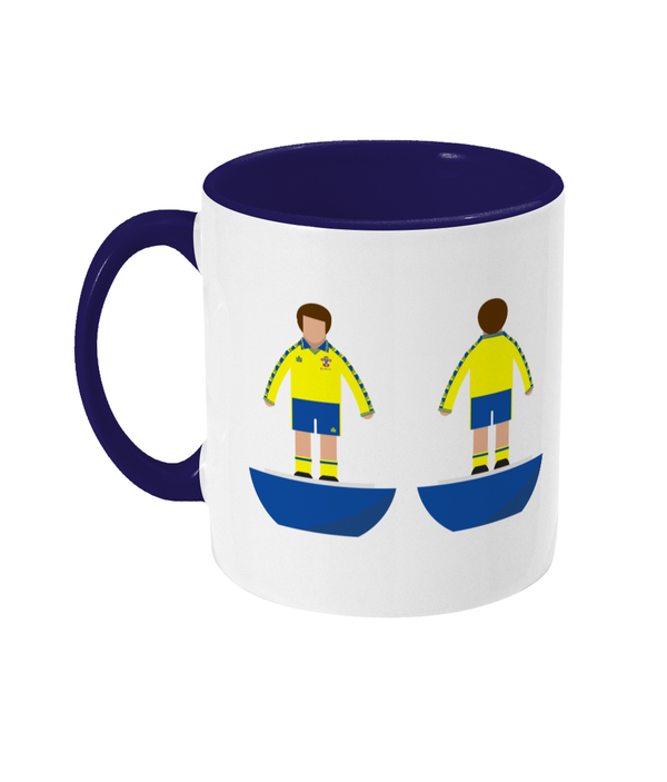 Football Player 'Southampton 1976 FA Cup Final' Mug