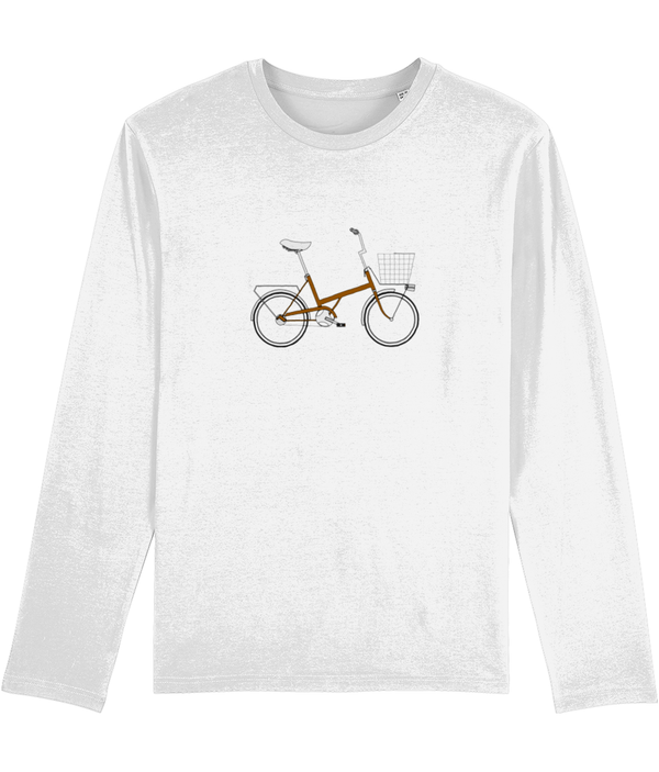 Toys Bikes 'Shopper brown' Men's Long Sleeve