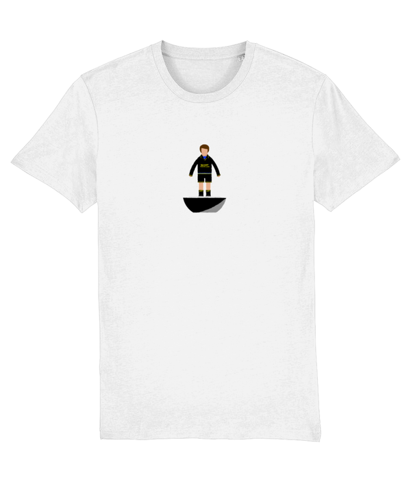 Football Player 'Manchester U 1993 away Mini Print' Unisex T-Shirt