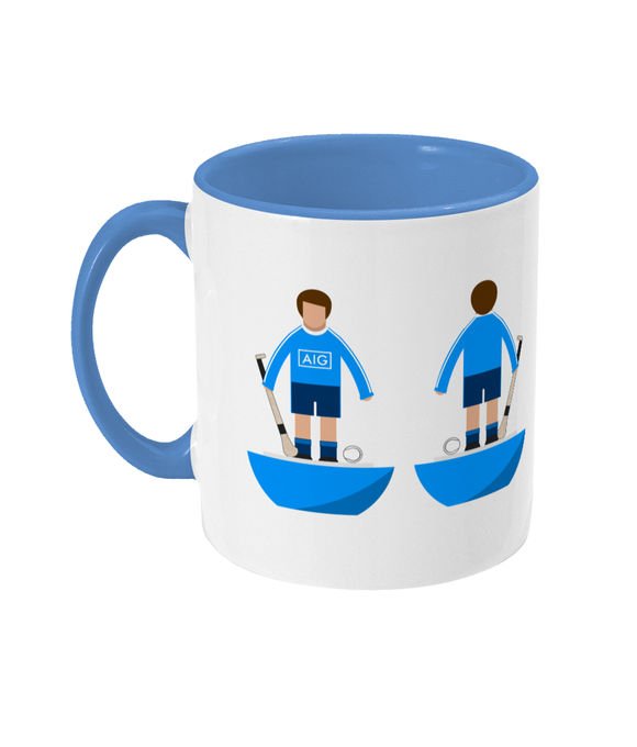 Hurling Player 'Dublin' Mug