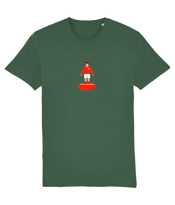 Football Player 'England 1966 Mini Print' Unisex T-Shirt