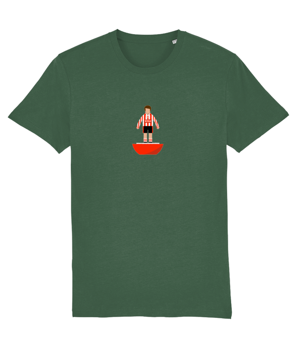 Football Player 'Lincoln 1996 Mini Print' Unisex T-Shirt