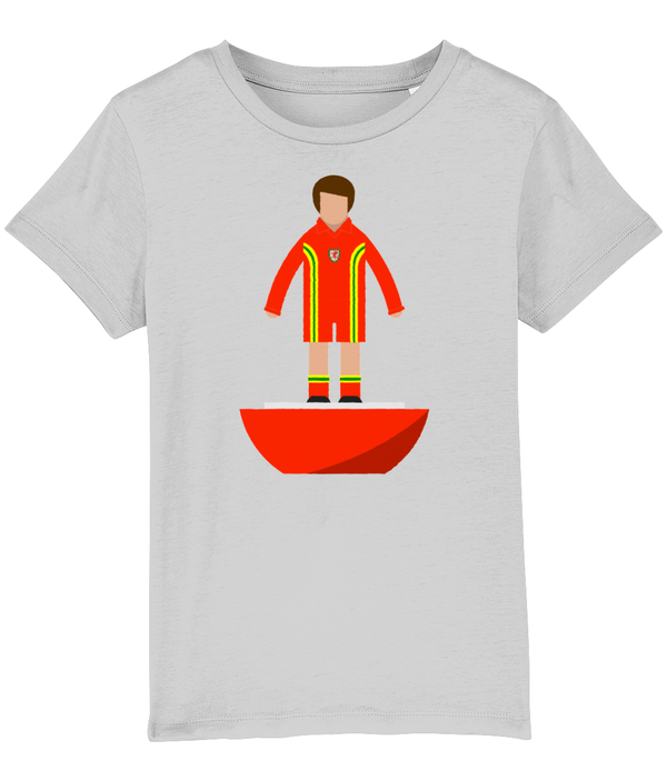 Football Player 'Wales 1976' Children's T-Shirt
