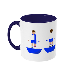 Football Player 'Portsmouth 1973' Mug