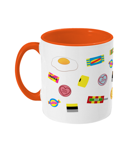 Sweet Shop 'Mix' Mug