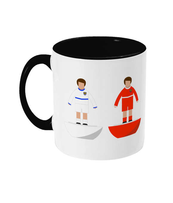 Football Player 'Consett AFC' Mug