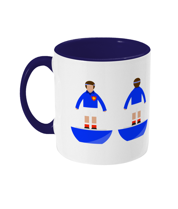 Rugby Union Player 'France Traditional' Mug