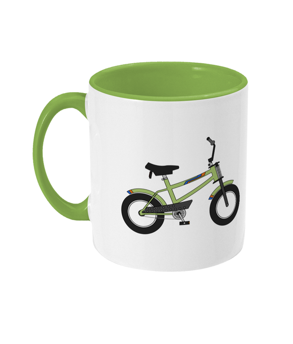 Toys Bikes 'Strika Lime Green' Mug