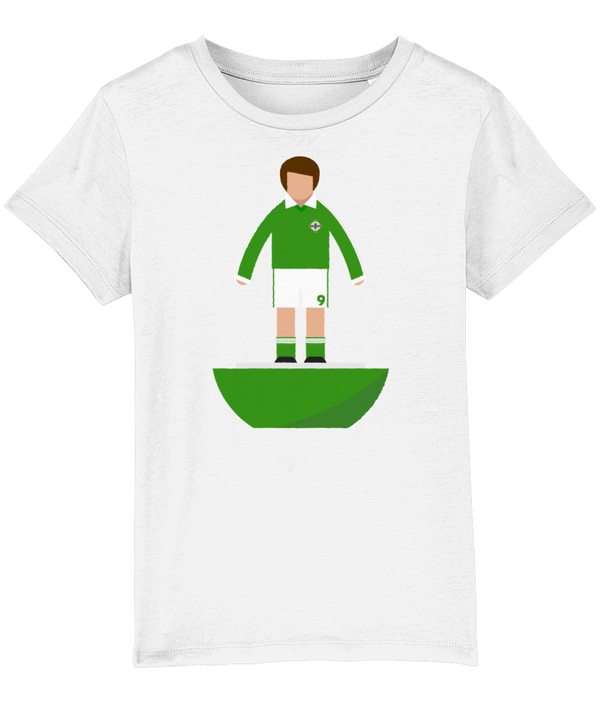 Football Player 'Northern Ireland 1982' Children's T-Shirt