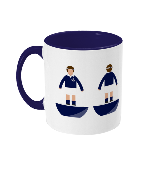 Rugby Union Player 'Scotland Traditional' Mug
