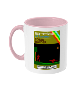 Gaming Sinclair Modern 'PSION Tomb Raider' Mug