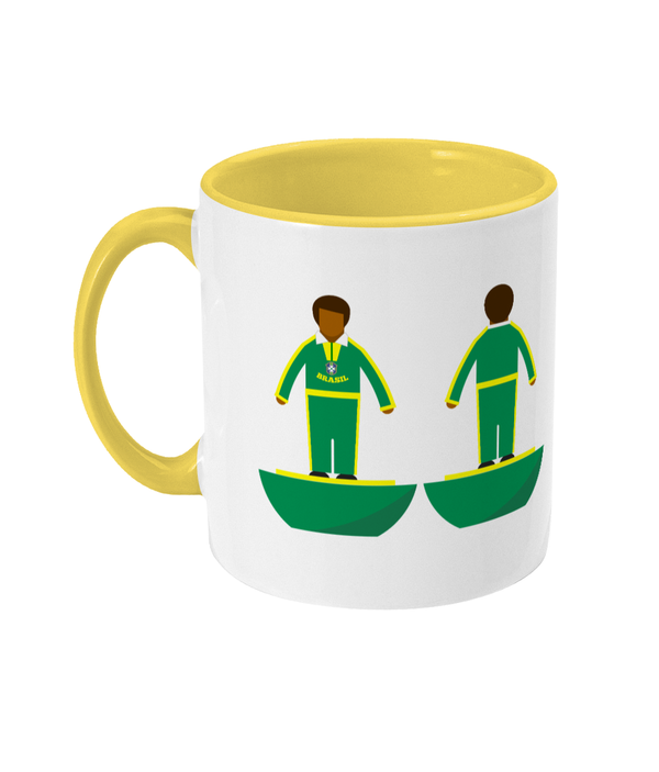 Football Player 'Brazil 1962 Tracksuit' Mug
