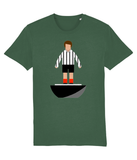 Football Player 'Dunfermline 1961' Unisex T-Shirt