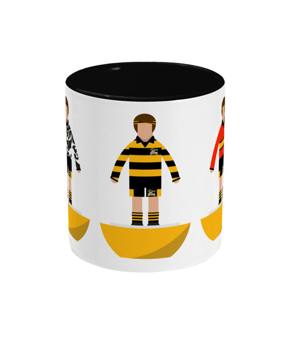 Rugby Union Player 'East Kilbride Academy Combined' Mug