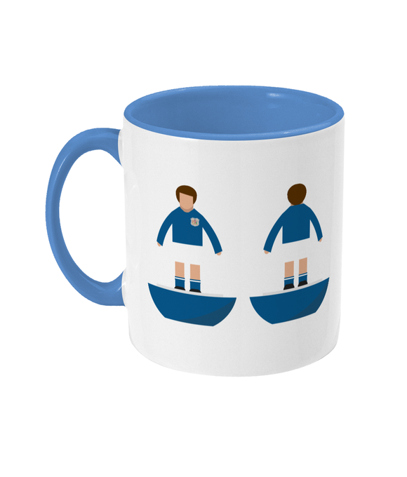 Football Player 'Cardiff 1927 FA Cup Final' Mug