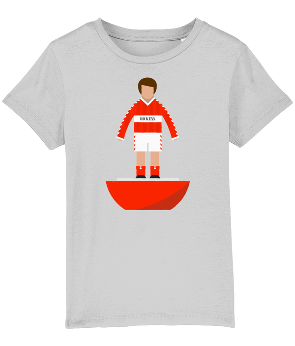 Football Player 'Middlesbrough 1986' Children's T-Shirt