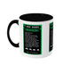 Gaming Arcade 'Space Invaders Instructions' Mug