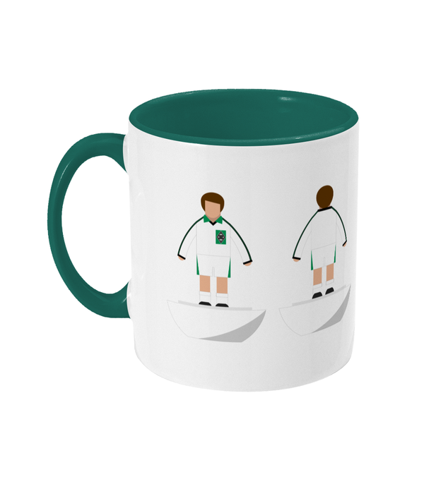 Football Player 'Borussia M 1977' Mug