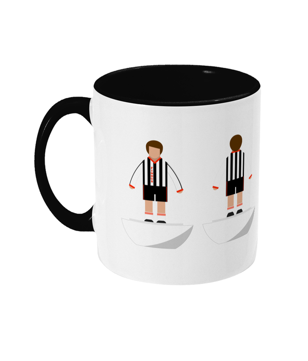 Football Player 'Grimsby 1981' Mug