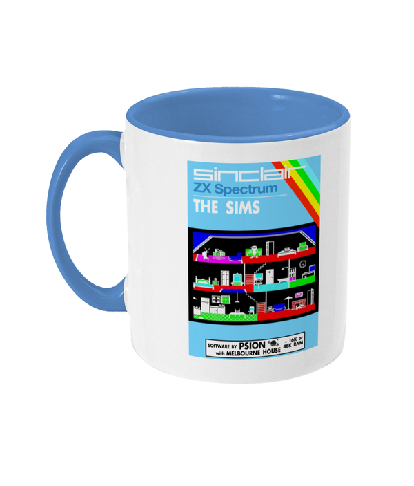 Gaming Sinclair Modern 'PSION The Sims' Mug