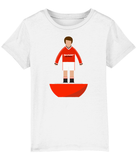Football Player 'Manchester U 1982' Children's T-Shirt
