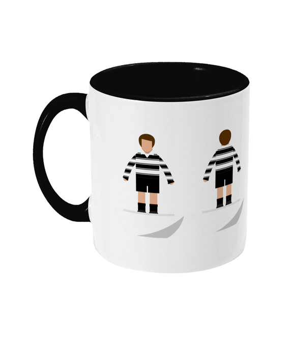 Rugby League Player 'Hull FC no headband' Mug