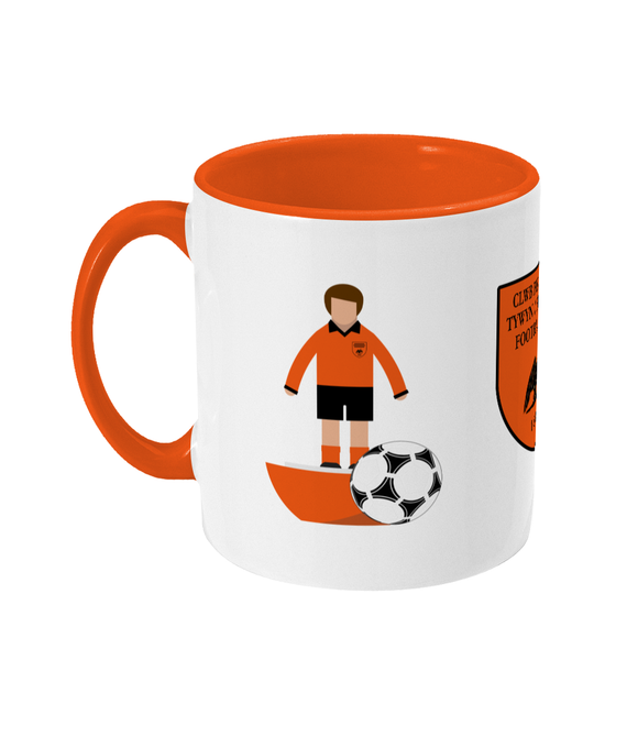 Football Player 'Tywyn Bryncrug' Mug Fundraiser