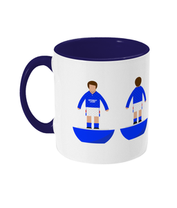 Football Player 'Rangers 1987' Mug