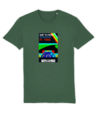 Gaming Sinclair Modern 'PSION F1 1982' Unisex T-Shirt