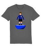 Football Player 'Inter Milan 1967' Unisex T-Shirt