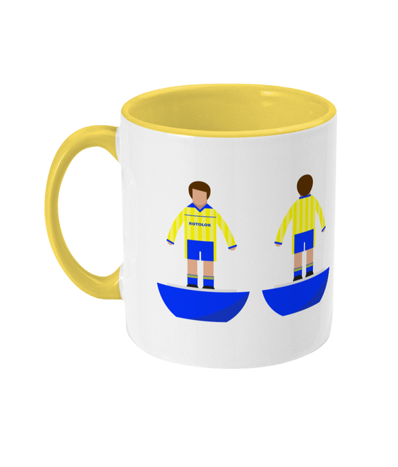 Football Player 'Torquay 1987' Mug